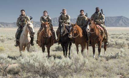 The Brave Season 1 Episode 8 Review: Stealth