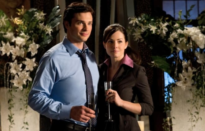 Smallville's Erica Durance to Reprise Lois Lane Role on Crisis on Infinite Earths