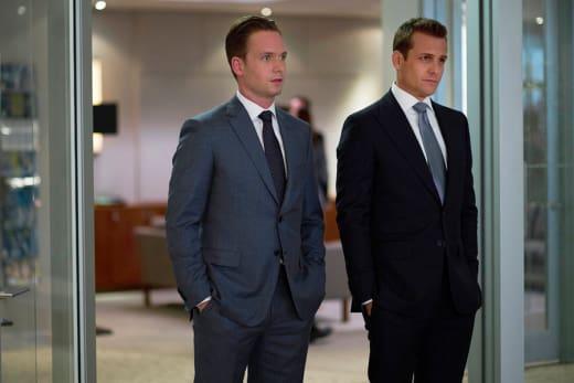 Harvey & Mike - Suits Season 5 Episode 9