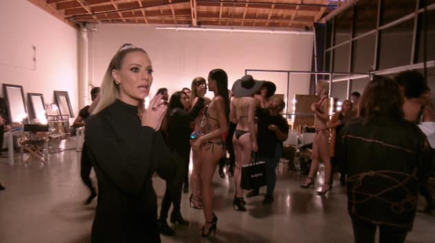 Dorit's Swimsuit Line - The Real Housewives of Beverly Hills