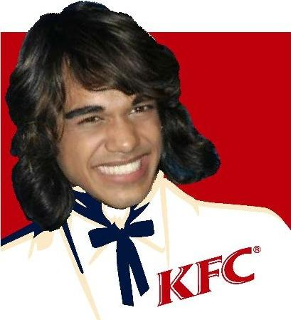 Sanjaya and Chicken
