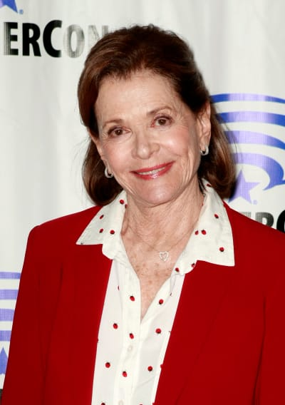 Jessica Walter Attends Archer Event