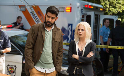 iZombie Photo Preview: Back in Business!
