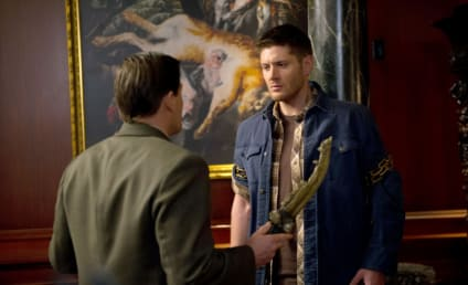 Supernatural: Watch Season 9 Episode 16 Online
