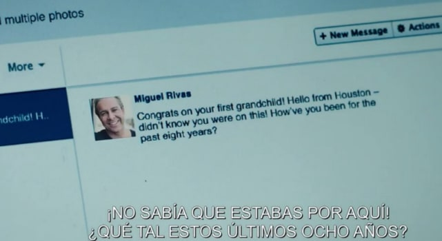 Rebecca and Miguel Reconnect on Facebook - This Is Us