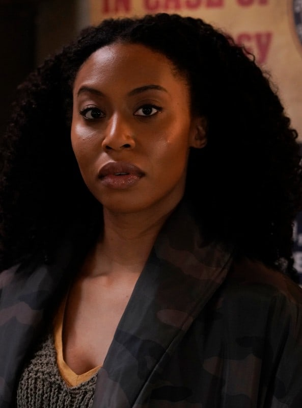 Yasha Jackson Guest Stars - Blue Bloods Season 9 Episode 17
