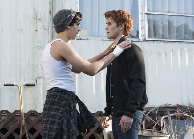 Keeping The Peace  - Riverdale