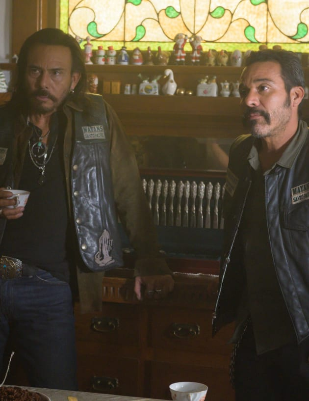 Leaders Of The M.C.  - Mayans M.C. Season 2 Episode 2