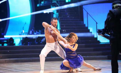 Dancing With the Stars Results: Pitbull, Leah Remini and Another Elimination