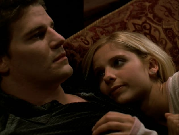 Time Together - Buffy the Vampire Slayer Season 3 Episode 20