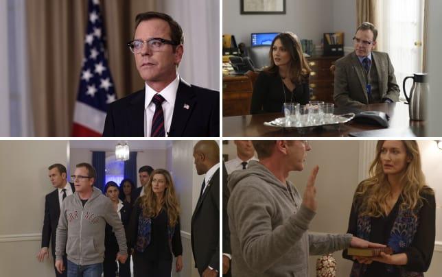 Mr president designated survivor season 1 episode 1