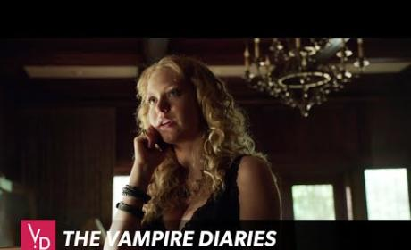 The Vampire Diaries Clip - Sister with a Secret