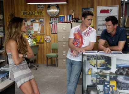 Watch Burn Notice Season 4 Episode 15 Online