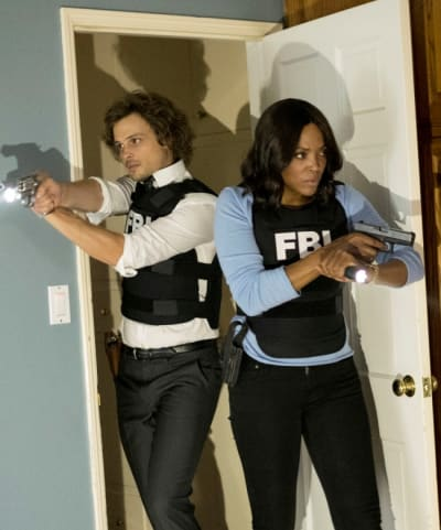 Careful Inspection - Criminal Minds Season 14 Episode 3