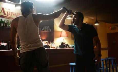 Briggs Tries to Help - Graceland