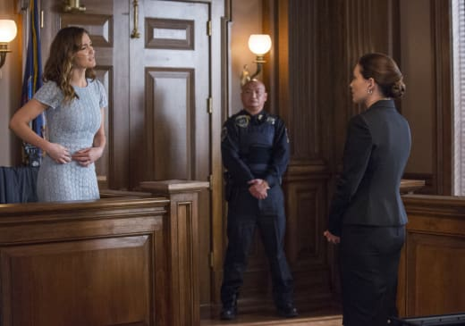Cara Clayton Testifies - Bull Season 2 Episode 1