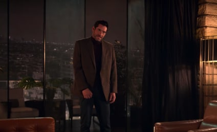 Lucifer Season 5 Trailer Introduces New Character Played by Tom Ellis