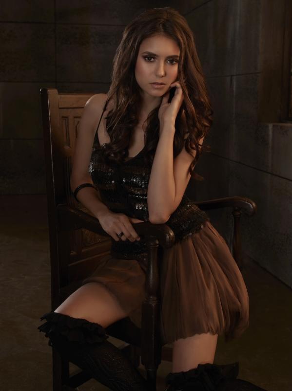 New Nina Dobrev Promo Pic