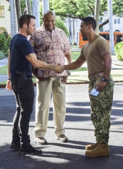 Newest Team Member - Hawaii Five-0 Season 8 Episode 2
