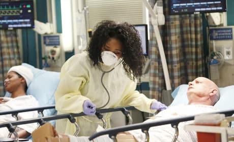 Grey's Anatomy Finale Scene