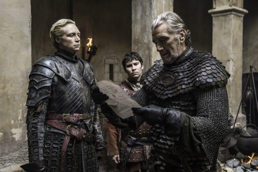 Brienne and Bryden