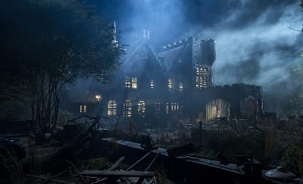 The Haunting of Hill House Review: The Bent-Neck Lady Returns?