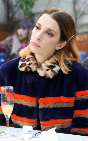 Lauren drinks - Younger Season 7 Episode 5
