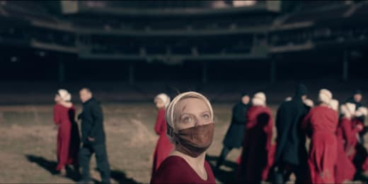 Women or Animals? - The Handmaid's Tale