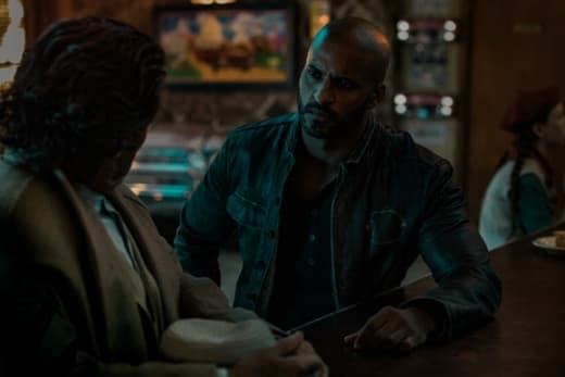 Questions for Wednesday - American Gods Season 2 Episode 4