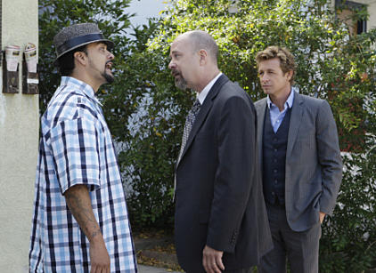Watch The Mentalist Season 2 Episode 7 Online