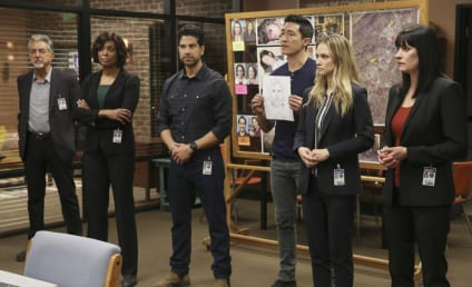 Criminal Minds Renewed for Season 14 at CBS!!