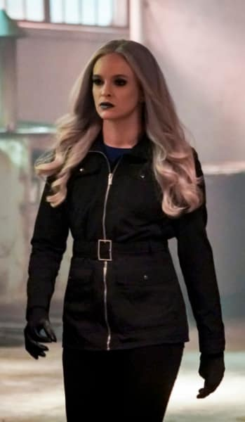 Killer Frost Looking Fierce - The Flash Season 5 Episode 11