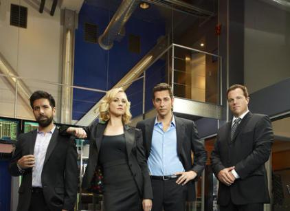 Watch Chuck Season 5 Episode 13 Online