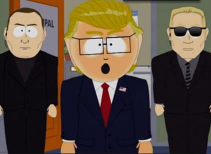 Watch South Park Season 20 Episode 8 Online