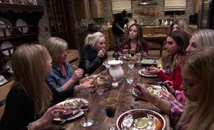 Watch The Real Housewives of New Jersey Online: The Jersey Breakfast Club