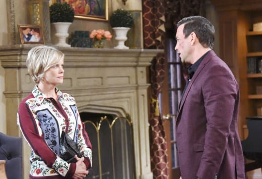 Making a Deal With the Devil - Days of Our Lives