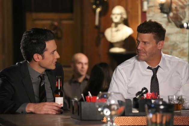 Is Aubrey Headed to LA? - Bones Season 12 Episode 10