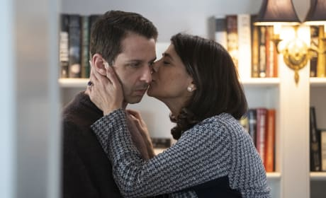 Kissing Away the Betrayal - Succession