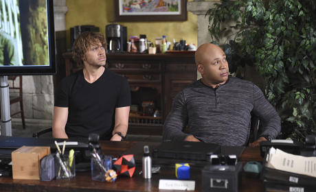 Someone Is Compromised - NCIS: Los Angeles