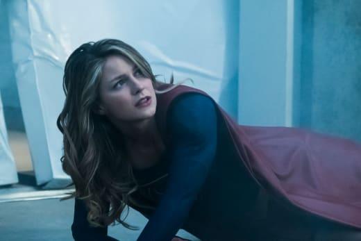 Kara Makes a Choice - Supergirl Season 3 Episode 21