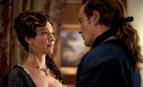 Miranda Barlow and James McGraw - Black Sails Season 2 Episode 4