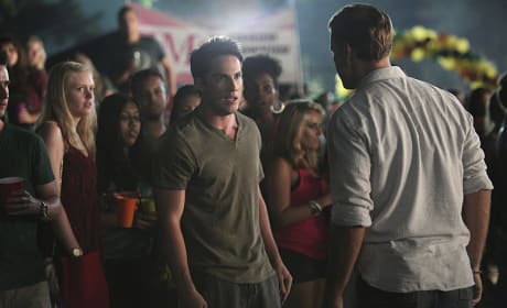 Very Angry Tyler - The Vampire Diaries Season 6 Episode 1