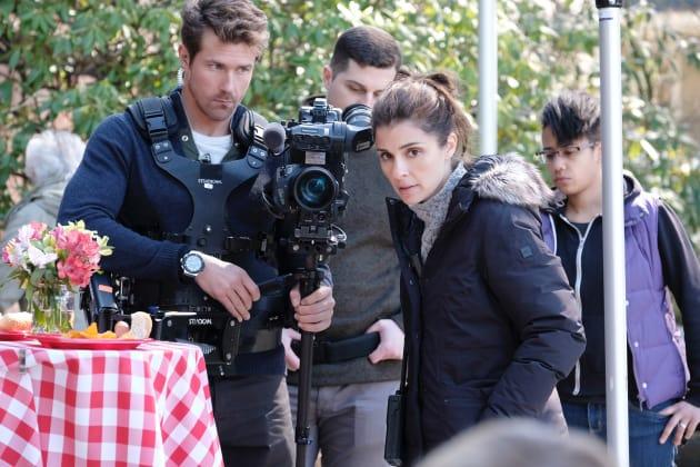 Rachel and Jeremy shoot Hometown - UnREAL Season 3 Episode 7