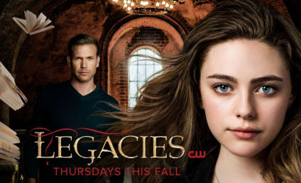 Legacies: Key Art & Synopsis Released!