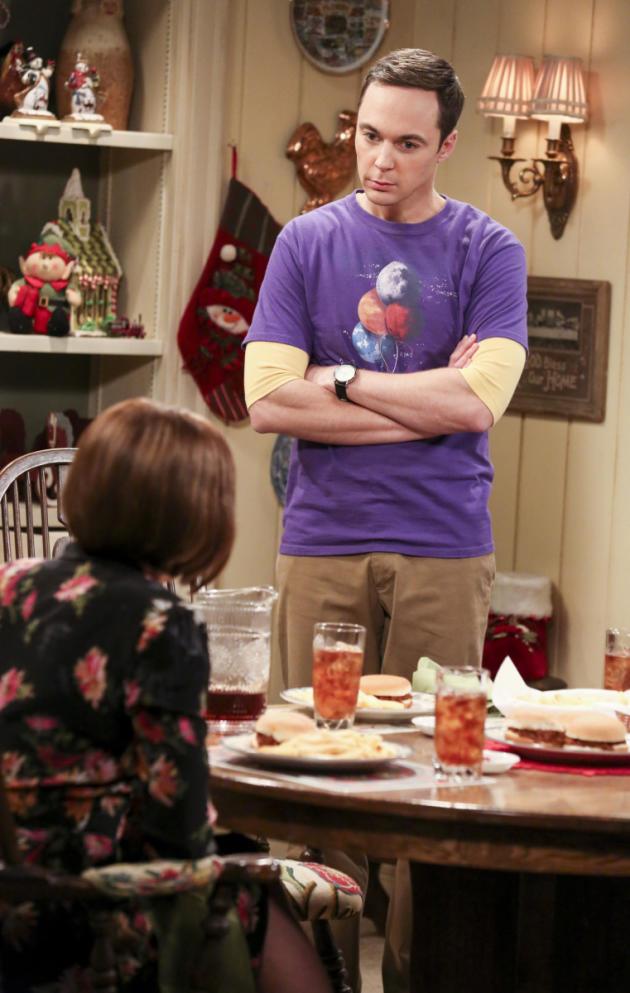 The Terrible Texas Trip - The Big Bang Theory