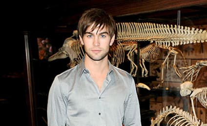 A Chace Crawford Sighting ... in England