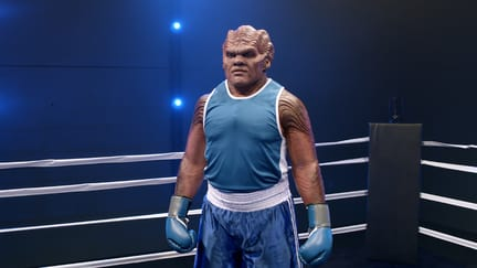 Boxing Bortus - The Orville Season 1 Episode 3
