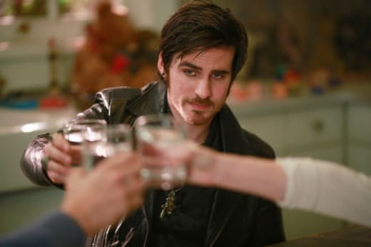 Toasting His Brother - Once Upon a Time