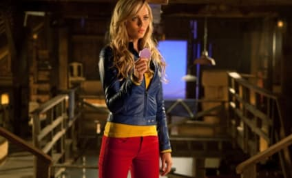 What Brings Supergirl Back to Smallville?