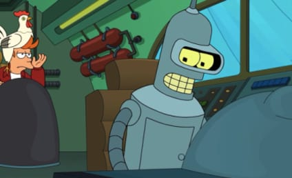 Futurama Review: Barfapalooza